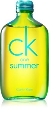 Calvin Klein CK One Summer 2014 woda toaletowa unisex