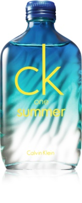 Calvin Klein CK One Summer 2015 Eau de Toilette unissexo