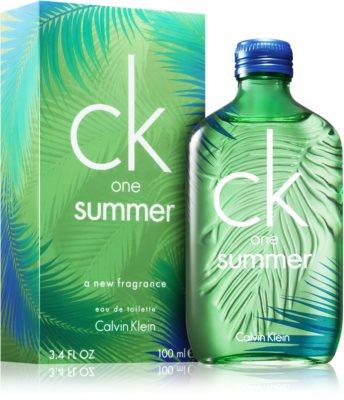 Calvin Klein CK One Summer 2016 eau de toilette unisex 1