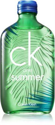 Calvin Klein CK One Summer 2016 Eau de Toilette unissexo