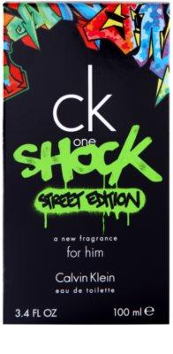 Calvin Klein CK One Shock Street Edition Eau de Toilette für Herren 3