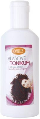 Camelus Hair Care Haartonikum mit Straussenöl und Pflanzenextrakt für Nahrung und Glanz