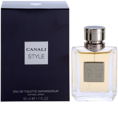 Canali Style Eau de Toilette for Men