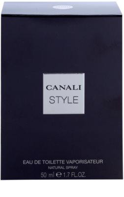 Canali Style Eau de Toilette for Men 4