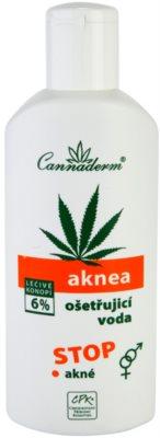Cannaderm Aknea ošetrujúca pleťová voda proti akné