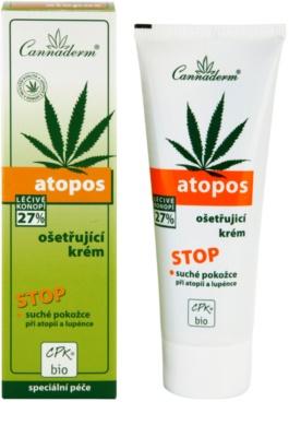 Cannaderm Atopos tratamiento crema 2