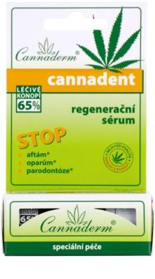 Cannaderm Cannadent sérum regenerador 2