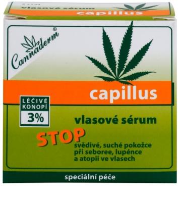 Cannaderm Capillus vlasové sérum 2