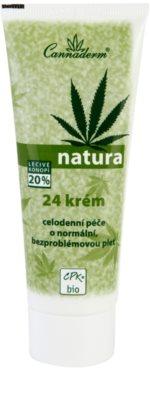 Cannaderm Natura krema za normalno kožo