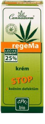 Cannaderm regeMa creme regenerador 3