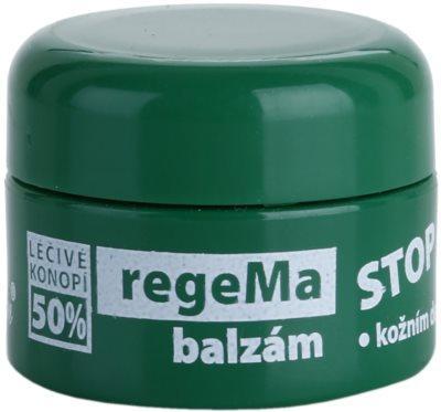 Cannaderm regeMa balsam universal pentru buze si piele cu ulei de canepa