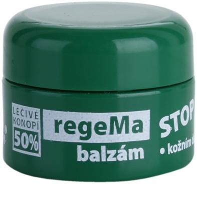 Cannaderm regeMa универсален балсам за устни и кожа с конопено масло