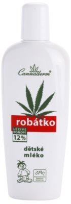 Cannaderm Robatko Bodymilch für Kinder