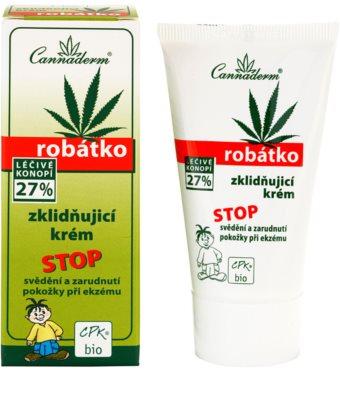 Cannaderm Robatko creme apaziguador 2
