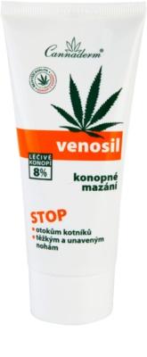 Cannaderm Venosil konopné mazání