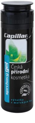 Capillan Hair Care gel za prhanje za telo in lase