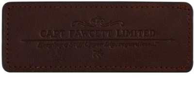 Captain Fawcett Accessories bőr tok fésűre
