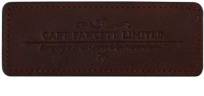 Captain Fawcett Accessories Estojo de couro