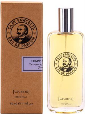 Captain Fawcett Captain Fawcett's Eau de Parfum Eau de Parfum para homens