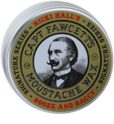 Captain Fawcett Ricki Hall´s vosk na fúzy 2