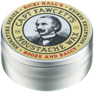 Captain Fawcett Ricki Hall´s Bartwachs