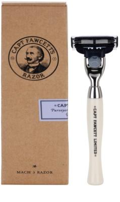 Captain Fawcett Shaving Rasierer 2