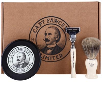 Captain Fawcett Shaving kosmetická sada I.