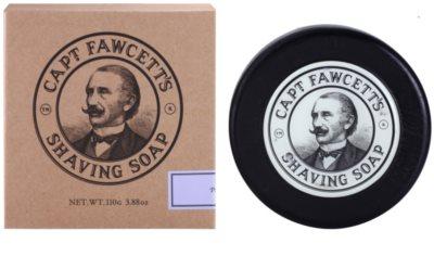Captain Fawcett Shaving borotválkozó szappan 2
