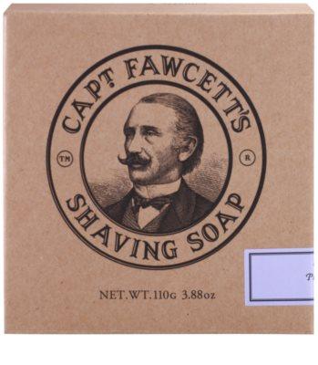 Captain Fawcett Shaving Rasierseife 3