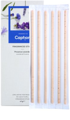Caption Provence Lavender Dišeče palčke  za dom