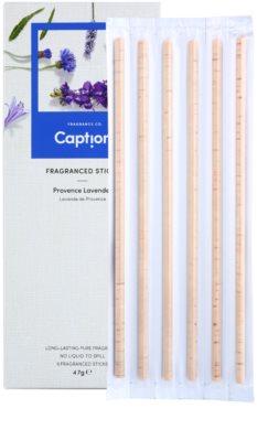 Caption Provence Lavender Incienso  para hogar
