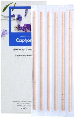 Caption Provence Lavender paus de incenso  para casa