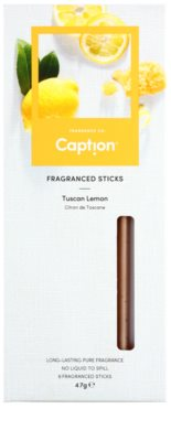 Caption Tuscan Lemon paus de incenso  para casa 1