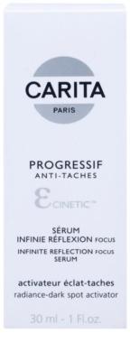 Carita Progressif Anti-Tachces розяснююча сироватка проти зморшок та темних кіл 3