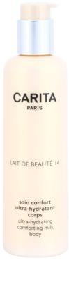 Carita Beauté 14 nawilżające mleczko do ciała z masłem shea