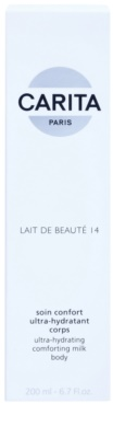 Carita Beauté 14 vlažilni losjon za telo z karitejevim maslom 2