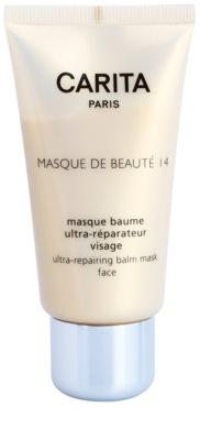 Carita Beauté 14 revitalizační pleťová maska pro intenzivní hydrataci