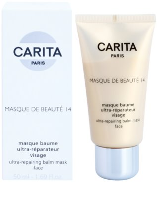 Carita Beauté 14 rewitalizująca maseczka do twarzy intensywnie nawilżający 1