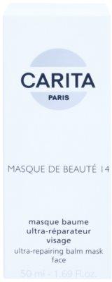 Carita Beauté 14 rewitalizująca maseczka do twarzy intensywnie nawilżający 2