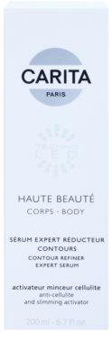Carita Haute Beauté стягащ серум за тяло с кофеин 2