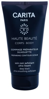 Carita Haute Beauté creme esfoliante corporal para pele madura