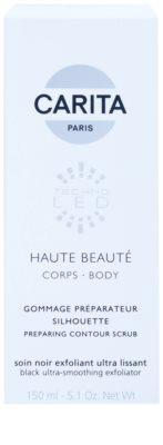 Carita Haute Beauté Peelingcreme für den Körper für die reife Haut 2