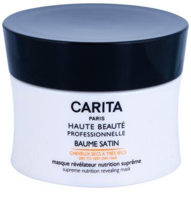 Carita Haute Beauté Professionnelle maseczka nawilżająco - odżywcza do włosów suchych i zniszczonych