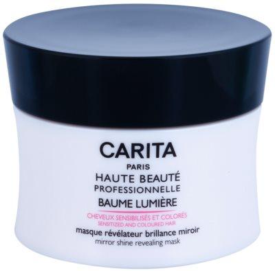 Carita Haute Beauté Professionnelle obnovující maska pro barvené a poškozené vlasy