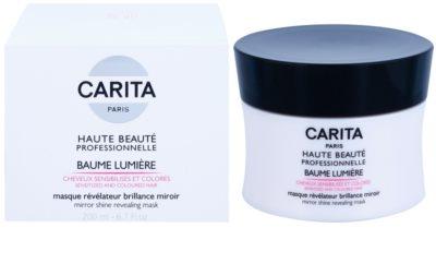 Carita Haute Beauté Professionnelle erneuernde Maske für gefärbtes und geschädigtes Haar 1