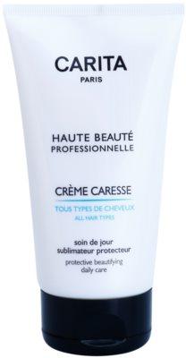 Carita Haute Beauté Professionnelle розгладжуючий крем для досконалого вигляду волосся