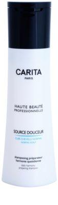 Carita Haute Beauté Professionnelle sampon de curatare delicat pentru utilizarea de zi cu zi