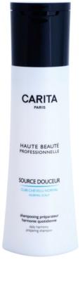 Carita Haute Beauté Professionnelle sanftes Reinigungsshampoo zur täglichen Anwendung