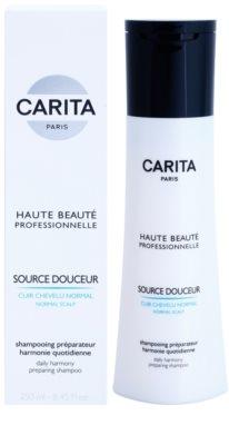 Carita Haute Beauté Professionnelle sanftes Reinigungsshampoo zur täglichen Anwendung 1