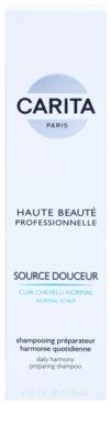 Carita Haute Beauté Professionnelle sanftes Reinigungsshampoo zur täglichen Anwendung 2